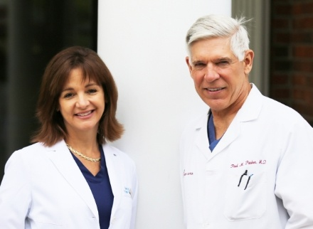 Doctor Parker & Angela Parisi, RN