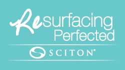Resurfacing Perfected Logo