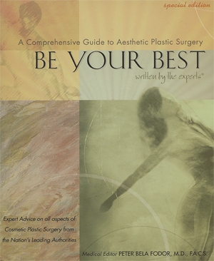 New Jersey Plastic Surgeon Expert Contributor in Cosmetic Surgery Book